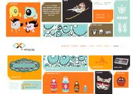 A great web design by OrangeYouGlad, New York, NY: