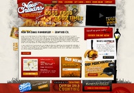 A great web design by Click Here Publishing, Baton Rouge, LA: