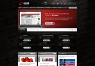 A great web design by Alert Communications, Santa Venera, Malta:
