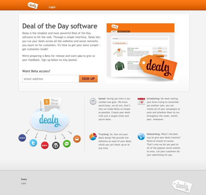A great web design by Dealy, Greenville, SC: