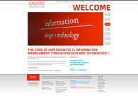 A great web design by SAWAYA Consulting, Salt Lake City, UT: