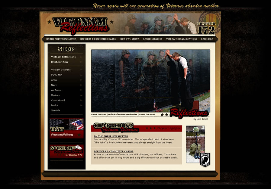A great web design by Willetts, Washington DC, DC: