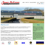 A great web design by PJM Media, Belfast, United Kingdom: