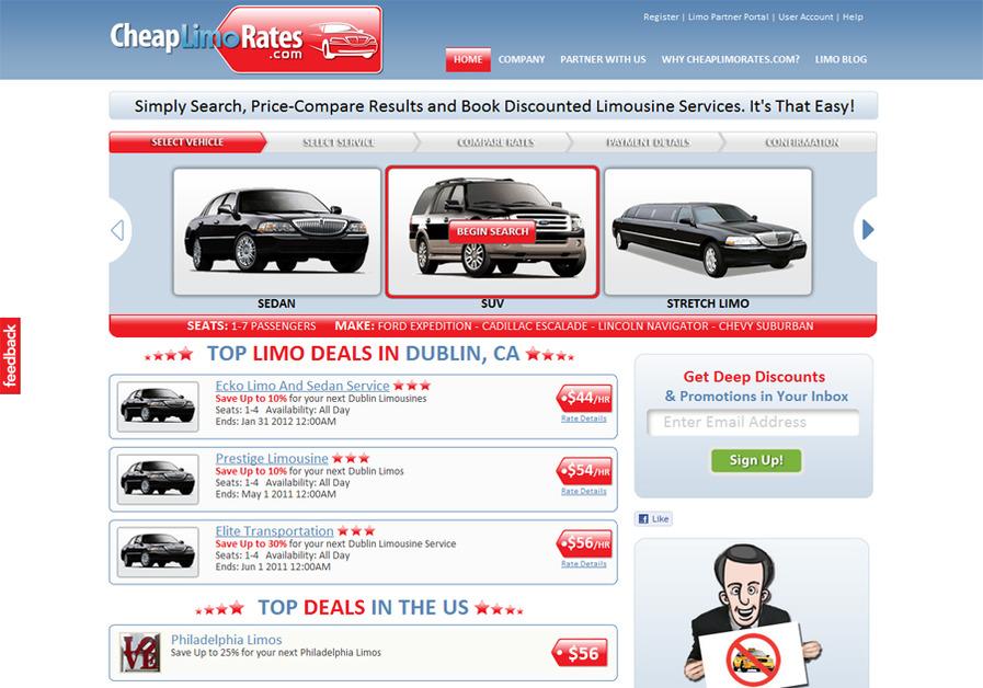 A great web design by Infoscaler, San Francisco, CA: