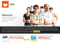 A great web design by AWP, Ithaca, NY: