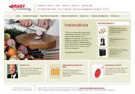 A great web design by Marissa Berger Interactive, Inc. (MB/I), San Francisco, CA:
