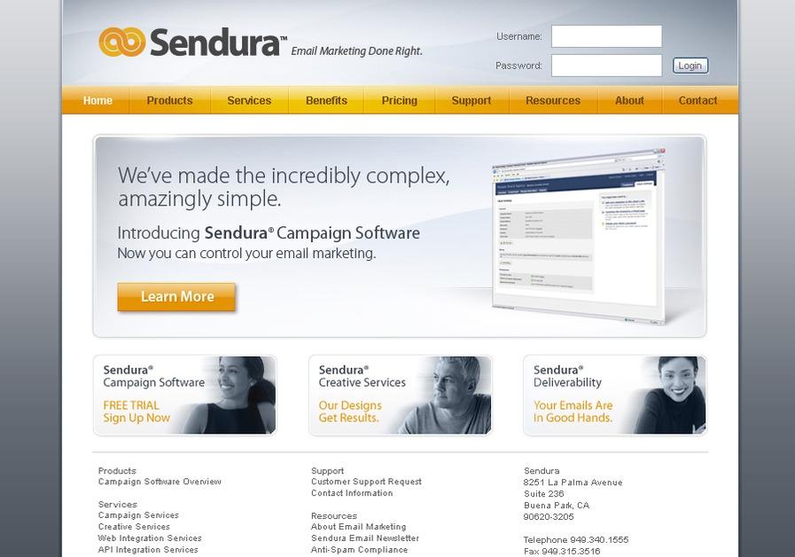 A great web design by Mozaek Studios, Los Angeles, CA: