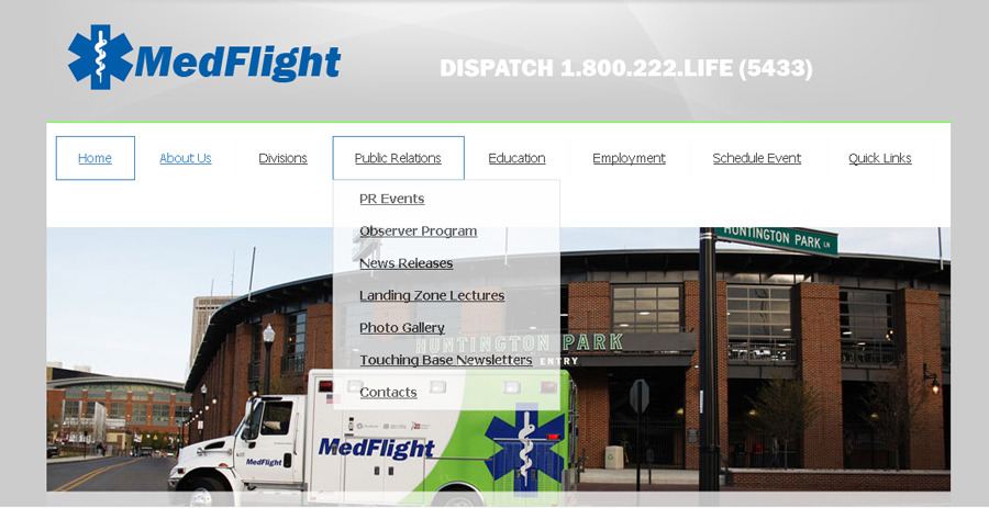 A great web design by DiAlo Website and Graphic Designs, Columbus, OH: