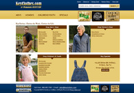 A great web design by TSR Solutions, Milwaukee, WI:
