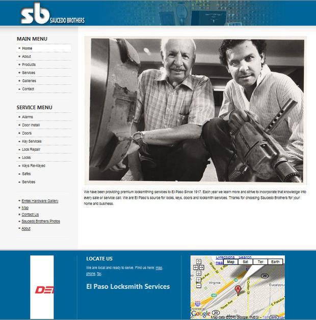 A great web design by Website Scenes, Dallas, TX: