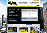 A great web design by design2dream, Houston, TX: Responsive Website, Marketing Website , Financial Services , Wordpress