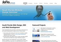 A great web design by South Florida Web Studio:
