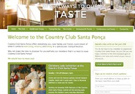 A great web design by RappCannings, Palma de Mallorca, Spain: