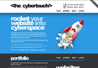 A great web design by the_cybertouch, Belfast, United Kingdom: