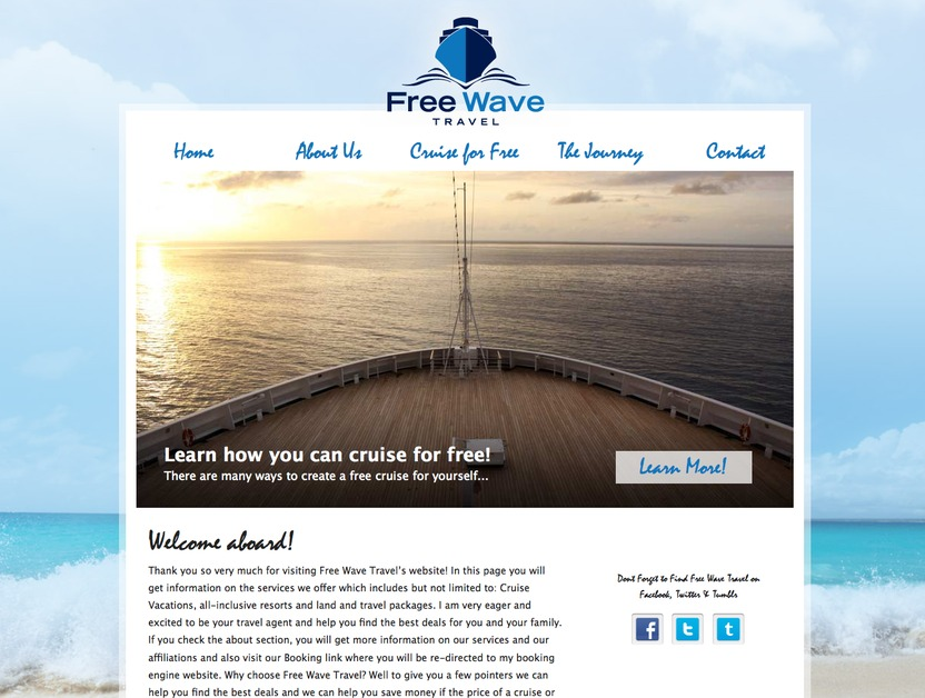 A great web design by Lunchbox Graphic Design, Gainesville, FL: