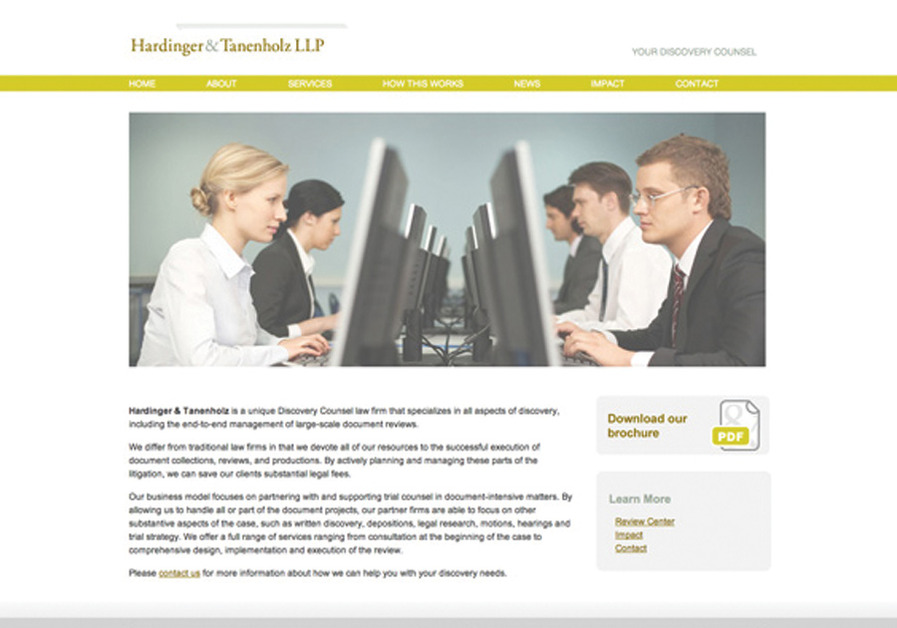 A great web design by Wellmade Design Company, Washington DC, DC:
