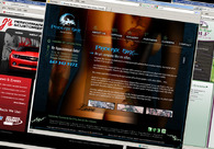 A great web design by Greg Fisher @ Atlantic Studio, Toronto, Canada: