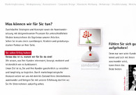 A great web design by Schroeder Business Design, Ratingen, Germany: