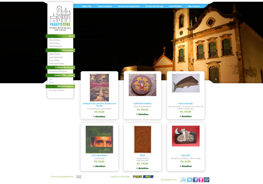 """A great web design by Rafael """"Rolito"""" Trintinalia, Sao Paulo, Brazil:"""