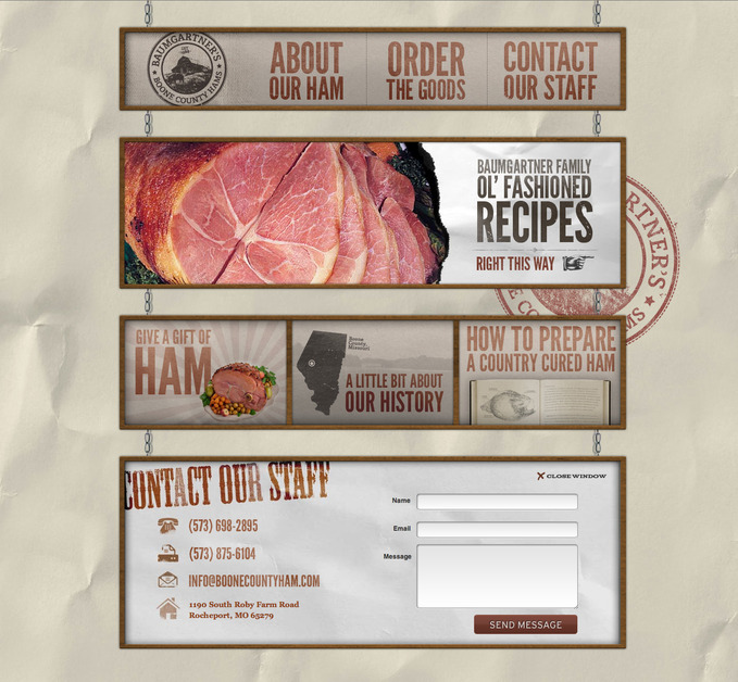 A great web design by Delta Systems, Columbia, MO: