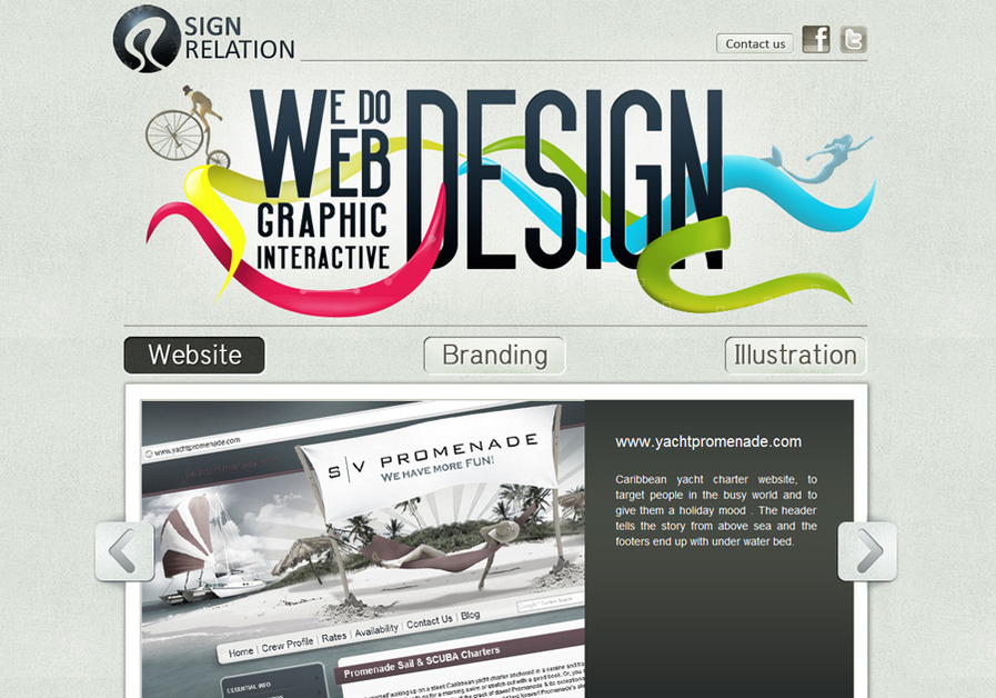 A great web design by Digital web agency, London, United Kingdom: