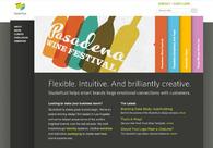 A great web design by Studiofluid, Inc., Los Angeles, CA: