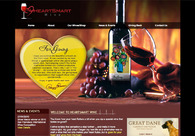 A great web design by JVF Consulting, LLC, San Francisco, CA: