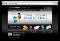 A great web design by Plastic Surgery Studios, Los Angeles, CA: