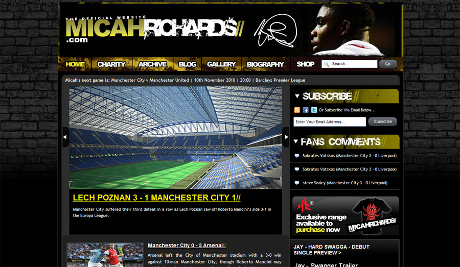 A great web design by WebPraxis, Manchester, United Kingdom: