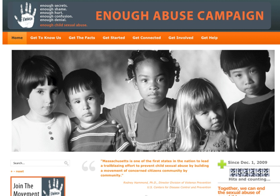 A great web design by Graphix For Change, Springfield, MA: