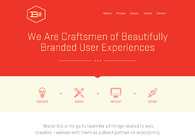 A great web design by Brand Aid Design Co., Nashville, TN: