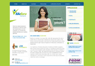 A great web design by KDK India, Jaipur, India:
