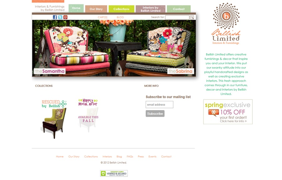 A great web design by Pine Belt Web Design, Atlanta, GA: