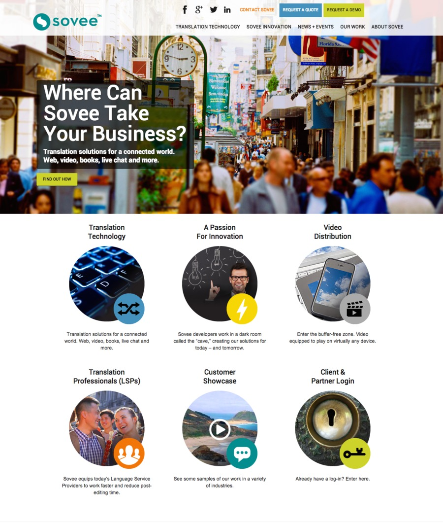 A great web design by The Whole Brain Group, LLC, Ann Arbor, MI: Website, Marketing Website , Technology , Wordpress