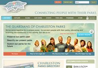A great web design by {e} house studio, Charleston, SC:
