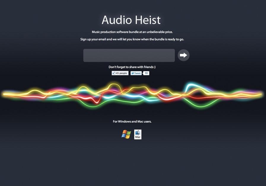 A great web design by Four Fourth, Reykjavik, Iceland: