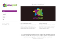 A great web design by Viewpoint.gr, Patras, Greece: