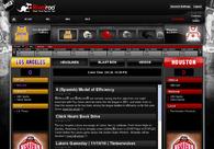 A great web design by eBridge: