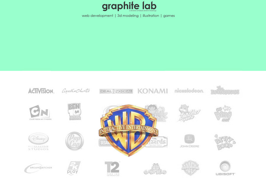 A great web design by Graphite Lab, St Louis, MO: