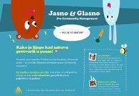 A great web design by Creative Nights, Zagreb, Croatia: