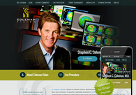 A great web design by MIS, Inc., Albuquerque, NM: Responsive Website, Marketing Website , Healthcare, Other