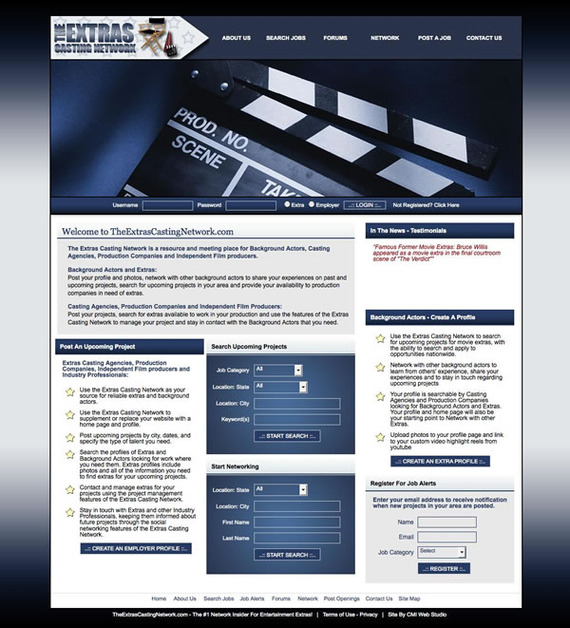 A great web design by CMI Web Studio, Tampa, FL: