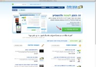 A great web design by WiseBeetle, Kfar Saba, Israel: