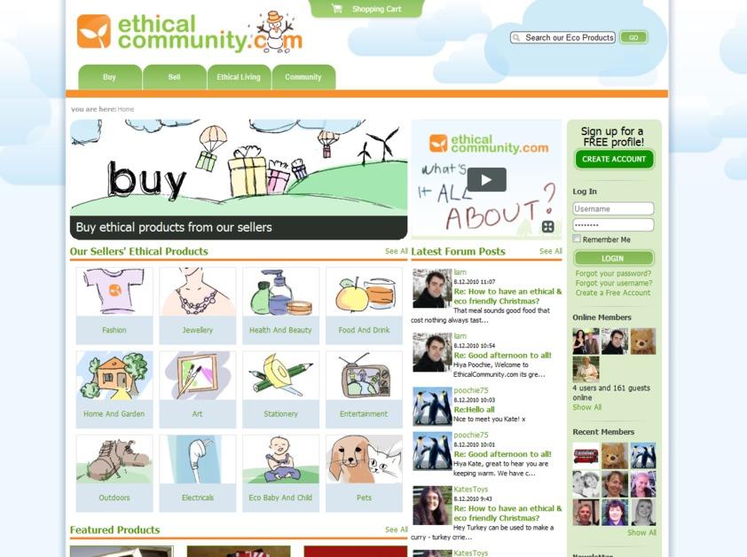 A great web design by Peanut Media, Leeds, United Kingdom: