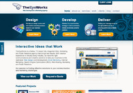 A great web design by TheEyeWorks, Dallas, TX: