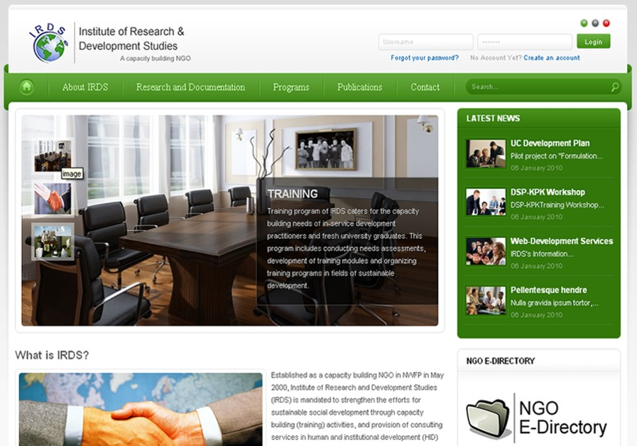 A great web design by Daira 360 , Peshawar, Pakistan: