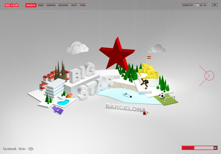 A great web design by Noeeko, Warsaw, Poland: