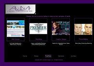 A great web design by ALM Web Designs, LLC, Atlanta, GA: