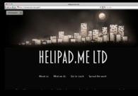 A great web design by helipad.me, Cheltenham, United Kingdom: