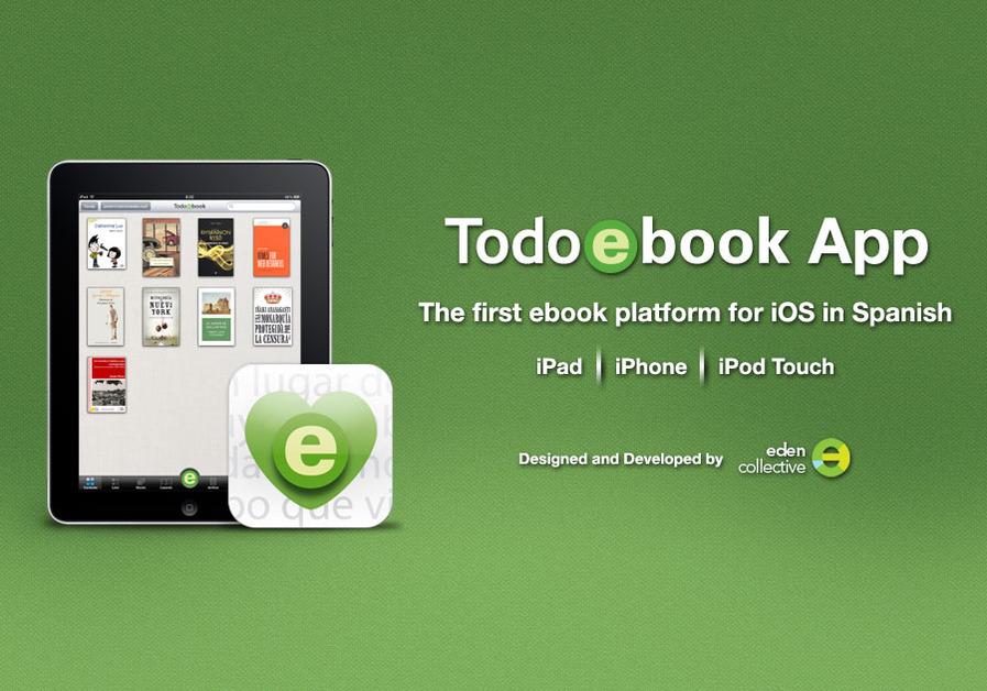 A great web design by Eden Collective, Sevilla, Spain: